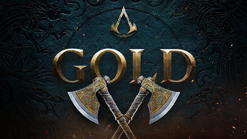 Assassin's Creed Valhalla'nın yapımı tamamlandı.