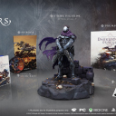 Collector's Edition ($109.99 / €109.99 / £99.99 for PC and $119.99 / €119.99 / £109.99 for console)Darksiders GenesisDarksiders Genesis gameStrife FigurineSteelbookArtbookSoundtrackSticker SheetNephilim Edition ($379.99 / €379.99 / £349.99) – Limited to 5,000 units worldwideDarksiders GenesisDarksiders Genesis gameOfficial board game Darksiders: The Forbidden Land (more information to be announced in the future)Strife FigurineSteelbookArtbookSoundtrackSticker Sheet