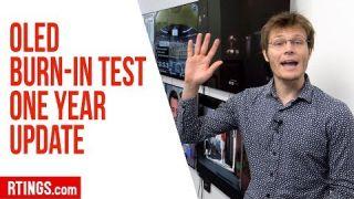 One Year Update - OLED Burn-in Test – RTINGS.com