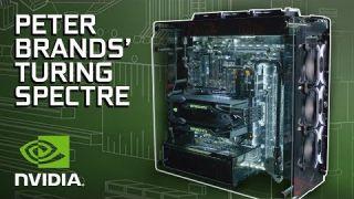 GeForce Garage - Turing L3p Spectre feat. GeForce RTX 2080 Ti