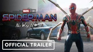 Spider-Man: No Way Home - Official Trailer (2021) Tom Holland, Benedict Cumberbatch, Zendaya