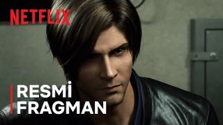 Resident Evil: Infinite Darkness   Resmi Fragman   Netflix