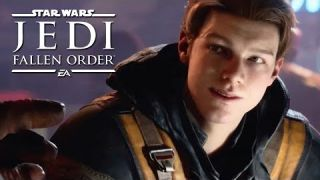 Star Wars Jedi Fallen Order — Official Story Reveal Trailer